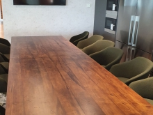 Bespoke Office Table and Chairs