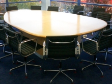 Bespoke Boardroom Table Example 1
