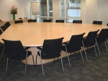 Bespoke Boardroom Table Example 4