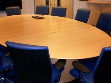 Bespoke Boardroom Table Example 5