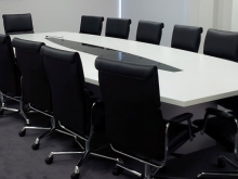 Custom-made Boardroom Table Example 7