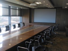 Custom-made Boardroom Table Example 10