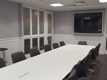 Bespoke Boardroom Table Example 3
