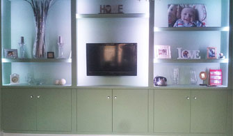 bespoke domestic furniture